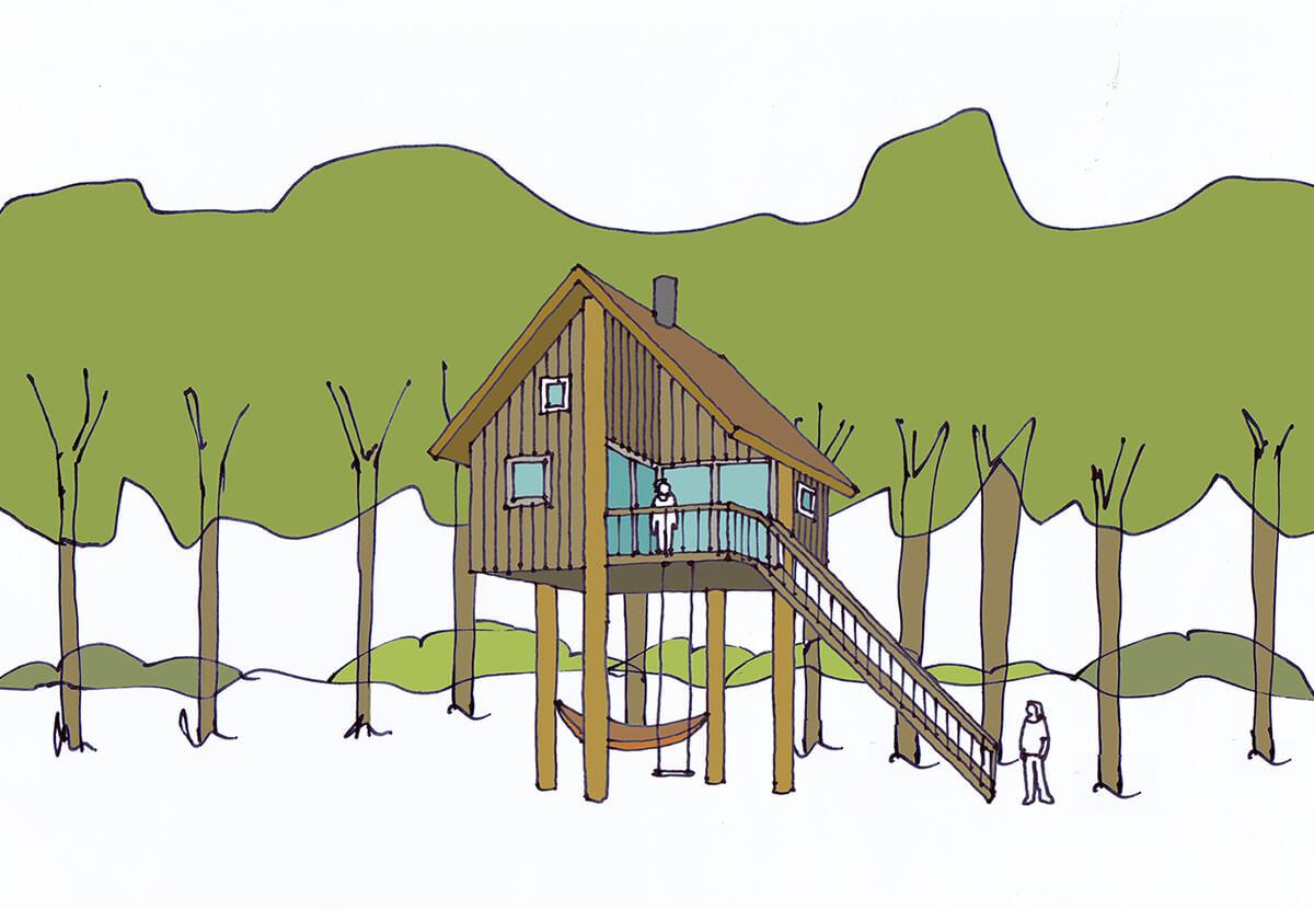 Boomhut Treecabins BV