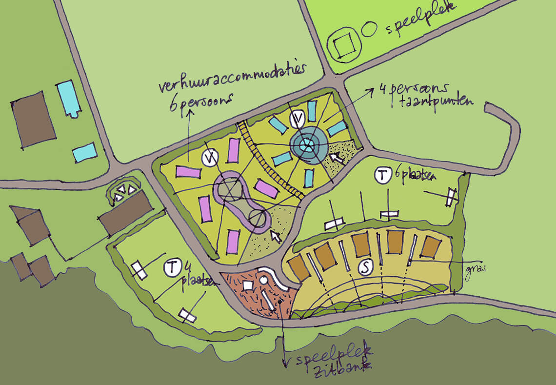 Camping Lente van Drenthe – Gasselte